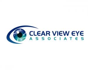 Clear View Eye Logo